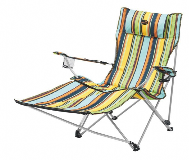 Easy Camp Tera Folding Lounger, Camping Outdoor Beach Chair - Grasshopper Leisure